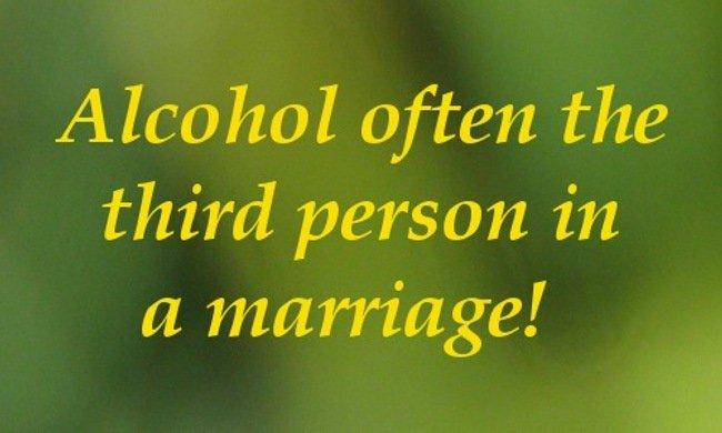alcoholism marriage