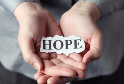 Hope is an important part of our recovery