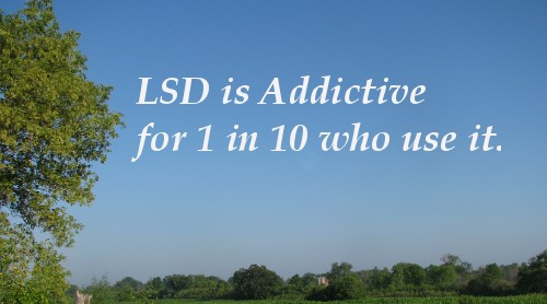 how to tell if its lsd